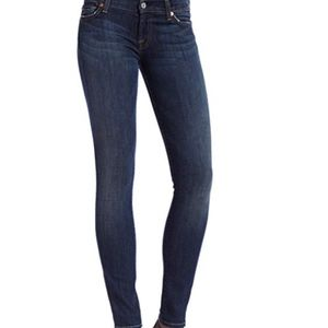 7 For All Mankind The Skinny Jean - Size 26